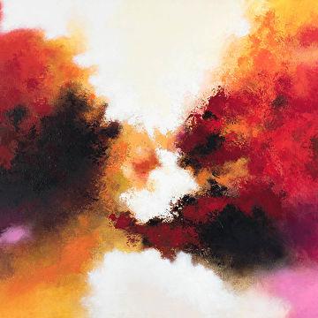 Lyrisch abstracte compositie 2