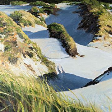 Ritme in de duinen 1
