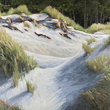Ritme in de duinen 3