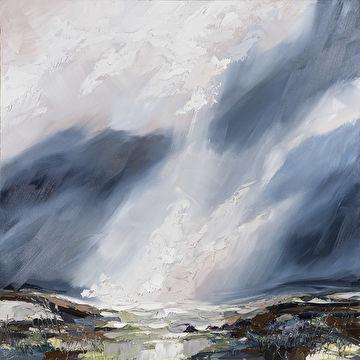 Herfst in de duinen