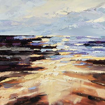 Rusteloze Zee